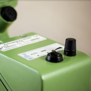 pompa dosatrice a membrana meccanica dettaglio configurazione